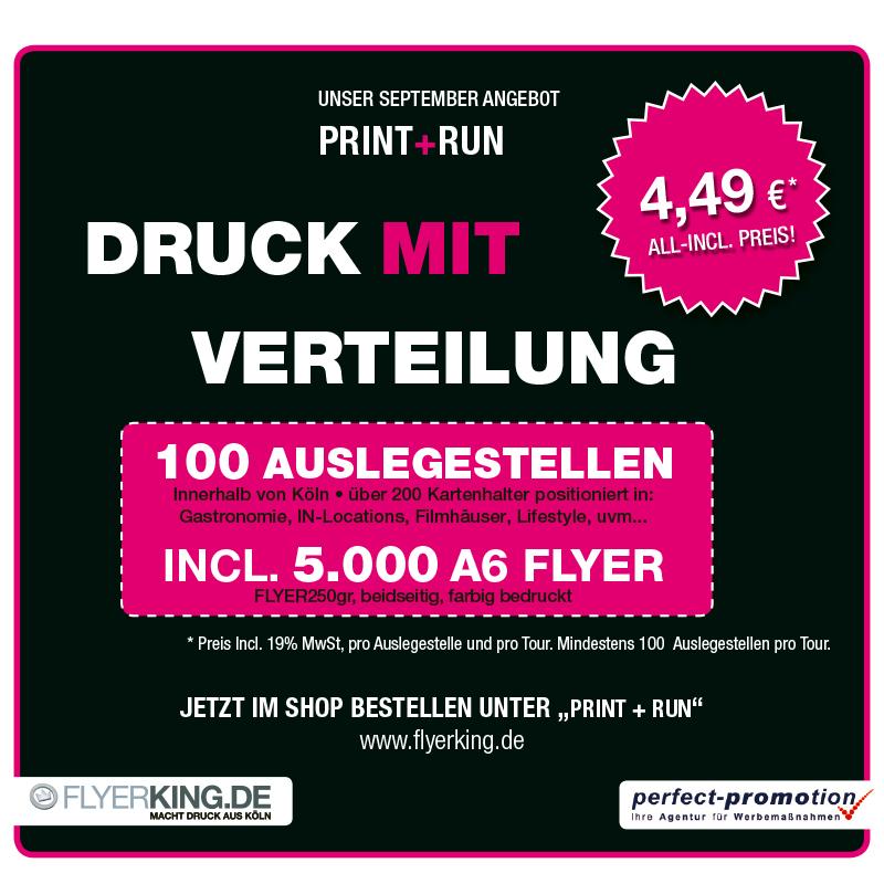 Flyerking Macht Druck Aus Köln Drucken Sie Ihre Flyer